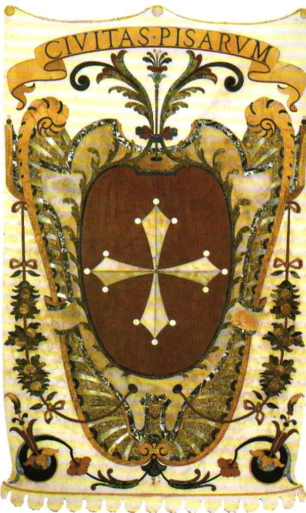 Escudo de Pisa