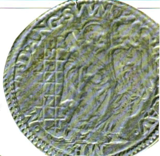 Anverso de un cuarto ducado