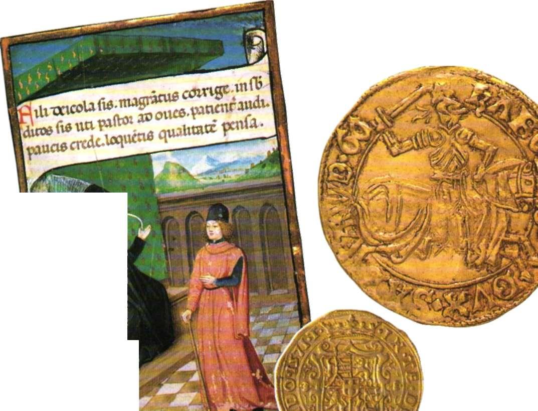 Doppia y ducado de oro