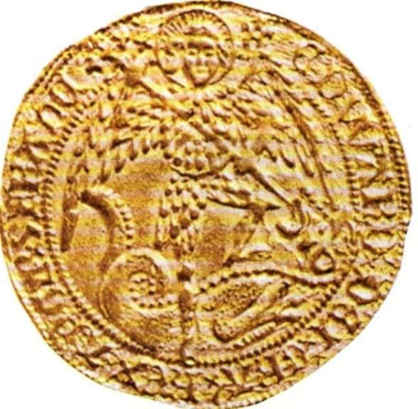Ángel de oro