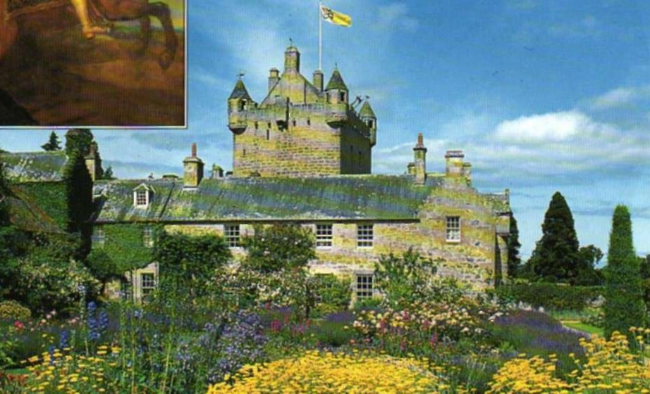 El castillo de Cawdar
