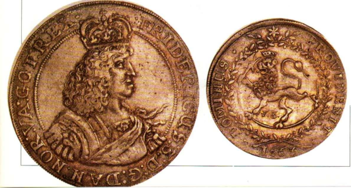 Specialdaler de Federico III