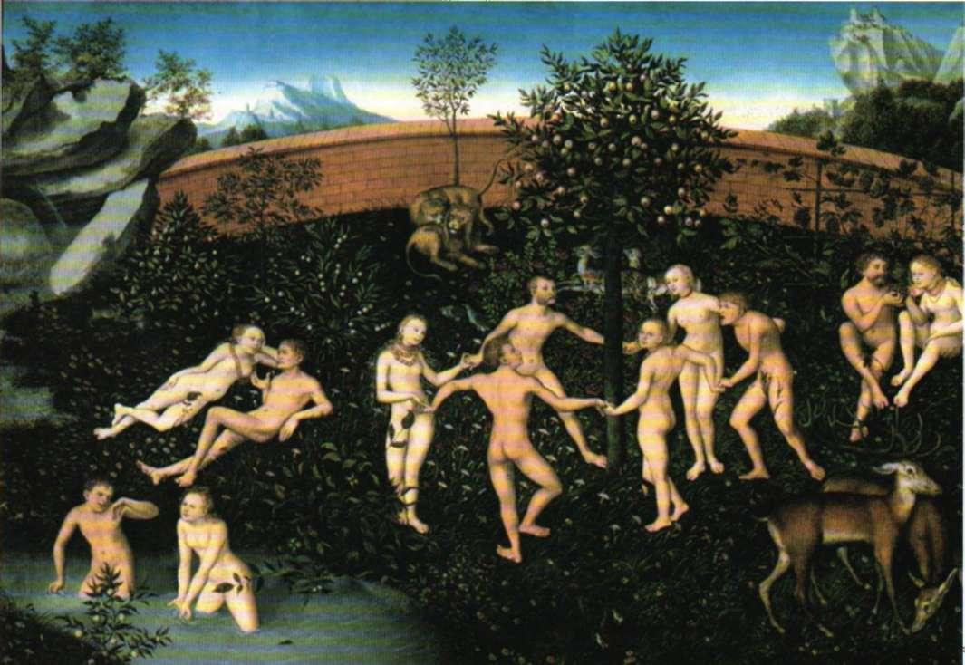 Pintura de Cranach