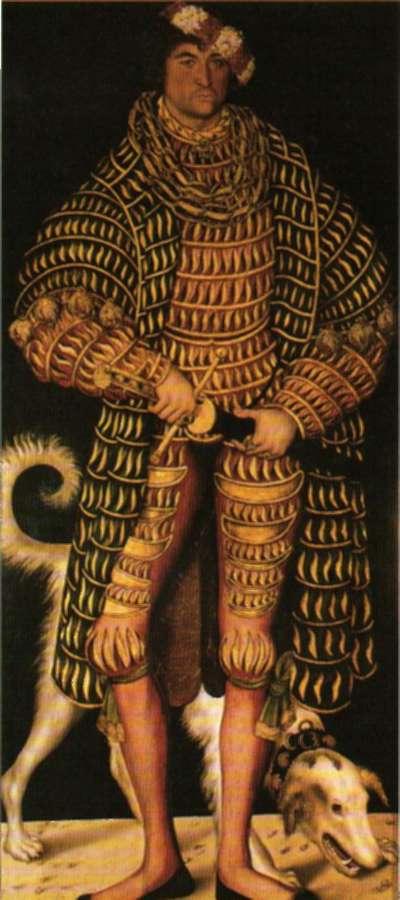 Retrato de Enrique II Pío