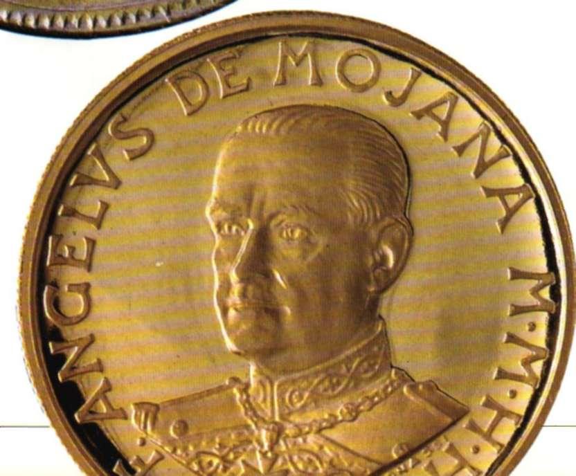 Anverso de 10 escudos
