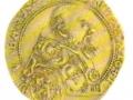 Quadrupla de oro de 1641