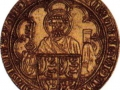 Anverso de Peter de oro